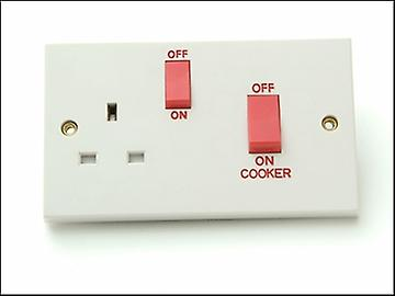 SMJ Switched Cooker Control Unit 45A