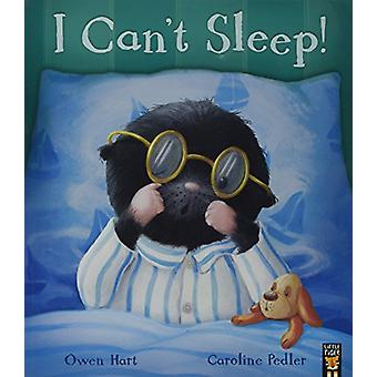 I Can't Sleep! by Caroline Pedler - 9781848696860 Book