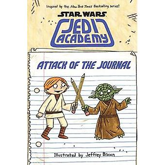 Attack of the Journal by Jeffrey Brown - 9780545852784 Book