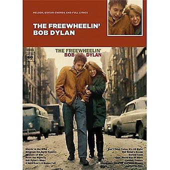 The Freewheelin' Bob Dylan - 9781785585487 Book
