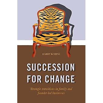 SUCCESSION FOR CHANGE - Strategic transitions in family and founder-le