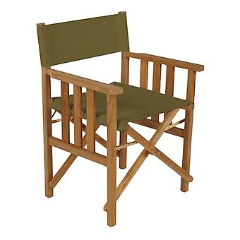Gardenista® Olive Replacement Directors Chair Canvas Cover