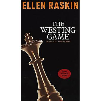 The Westing Game by Ellen Raskin - 9780881039719 Book