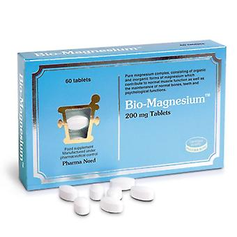 Pharmanord Bio-Magnesium 200mg Tabs 60