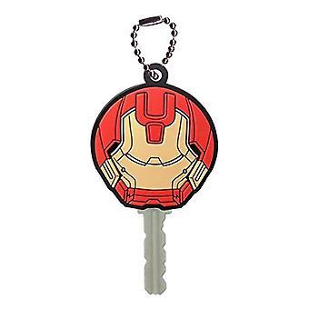 Key Cap - Marvel  - Soft Touch PVC Holder Avengers Hulkbuster 68379