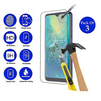 Pack of 3 Tempered Glass Screen Protection For Xgody D20 5.5