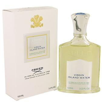 Virgin Island Water by Creed Millesime Spray (Unisex) 3.4 oz / 100 ml (Men)