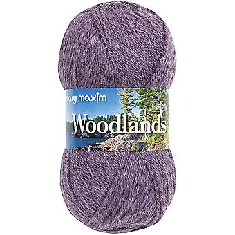 Woodlands Yarn Plum Mist 478 8