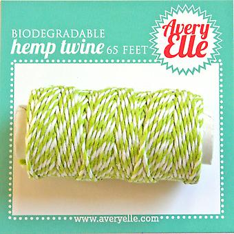 Avery Elle Hemp Twine 65ft-Lucky T16-07