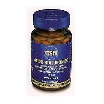 GSN Hyaluronic Acid 60 Comp (Sport , Others)