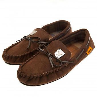 Hull City Moccasins Mens 11/12