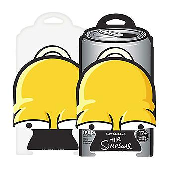 The Simpsons Homer Can Cooler Holder