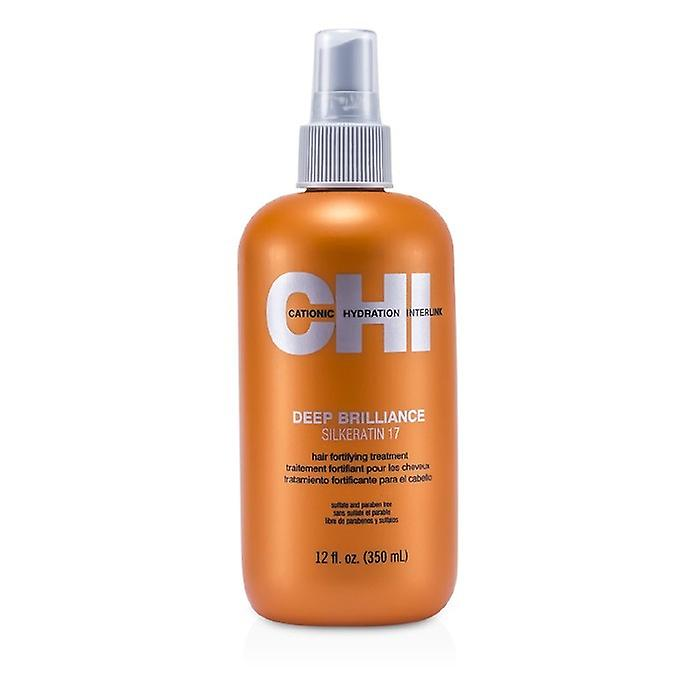 CHI Deep Brilliance Silkeratin 17 Hair Forifying Treatment 350ml/12oz