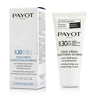 Dr Payot Solution Cold Cream Conditions Extremes SPF 30 50ml/1.6oz