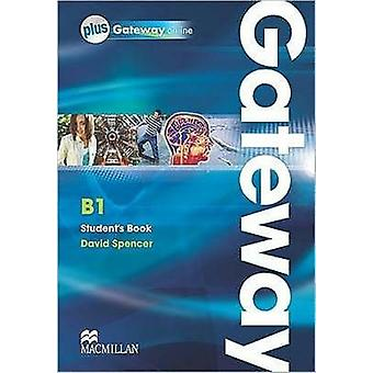 Gateway B1: Student's Book Plus Online Pack (Paperback) by Spencer David