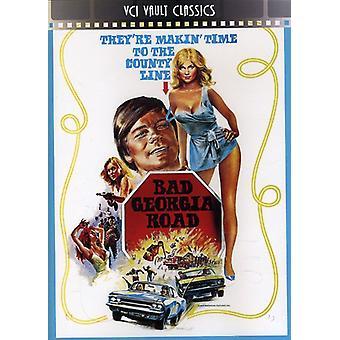Dårlig Georgien Road (1977) [DVD] USA importerer