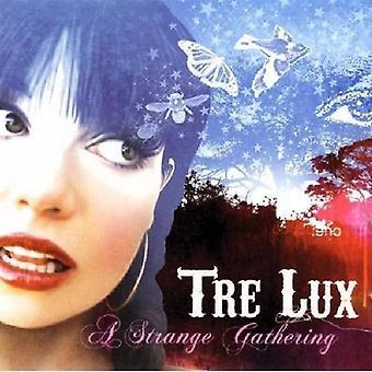 Tre Lux - Strange Gathering [CD] USA import