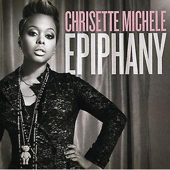 Chrisette Michele - importazione USA Epifania [CD]