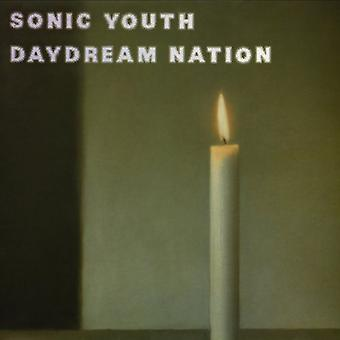 Sonic Youth - Daydream Nation [CD] USA importerer