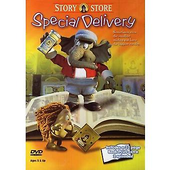Special Delivery [DVD] USA importerer