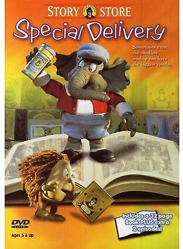 Special Delivery [DVD] USA import