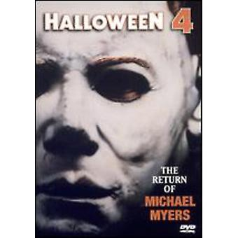 Halloween 4-Return of Michael [DVD] USA import