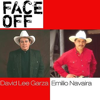 Garza, David Lee & Navaira - Face Off [CD] USA import