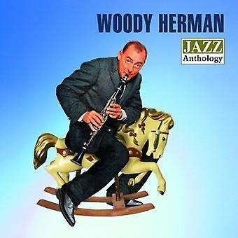 Woody Herman - importazione USA Jazz Anthology [CD]