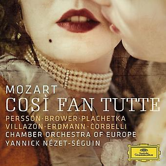 W.a. Mozart - Mozart: Cos Fan Tutte [CD] USA import