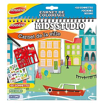 Maped Cuaderno Actividades Ciudad 23x21 (Toys , School Zone , Notebooks And Folders)