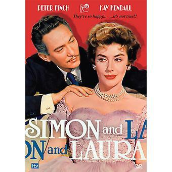 Simón y Laura [DVD] los E.e.u.u. la importación