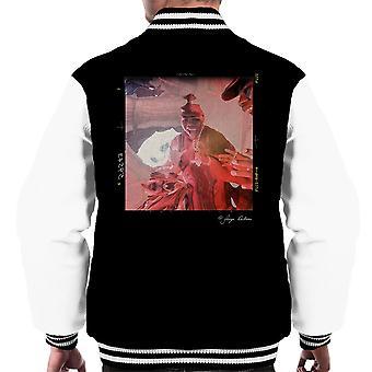 Biz Markie Goin fuori Varsity Jacket Album copertina maschile