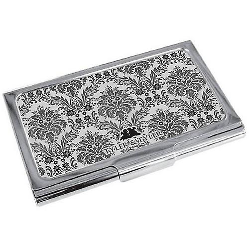 Tyler and Tyler Ambrose Card Holder - White