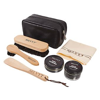 shoe care kit by selvyt