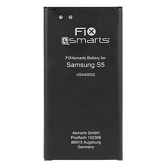 FIX4Smarts battery for Samsung Galaxy S5 G900F replaced battery EB-BG900BBE battery replacement battery