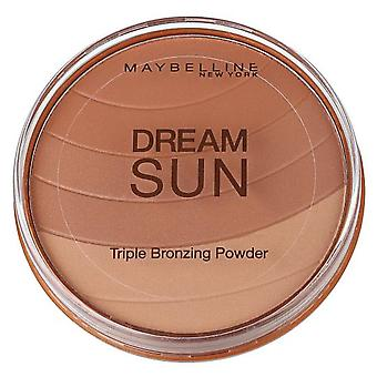 Maybelline Triple Bronzing Powder Sun Dream 01 (Woman , Cosmetics , Sun Care , Tanning)