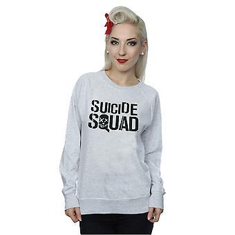 Selvmord Squad kvinders film Logo Sweatshirt