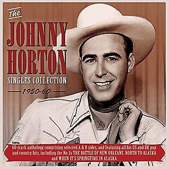 Johnny Horton - Singles Collection 1950-60 [CD] USA import