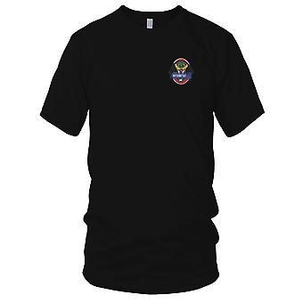 USAF Airforce - 864th Bomb Sqaudron Embroidered Patch - Ladies T Shirt