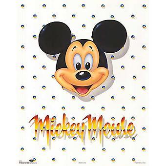 Mickey Mouse Portrait Poster Print by Walt Disney (16 x 20)