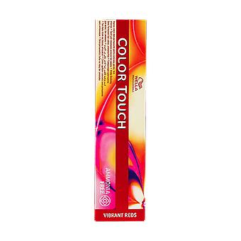 Wella Color Touch hårfarve dyb Violet lys brun mahogni 55/65 60 ml