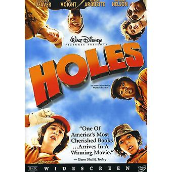 Holes [DVD] USA import