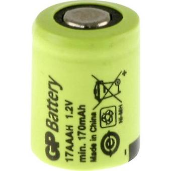 GP Batteries GP17AAAH Non-standard battery (rechargeable) 1/3 AAA Flat top NiMH 1.2 V 170 mAh