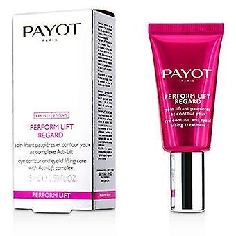 Payot Perform Lift Regard - For Mature Skins - 15ml/0.5oz