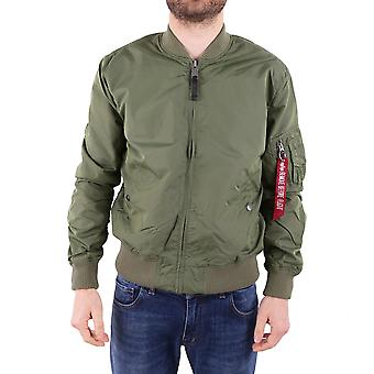 Alpha industries 191103MA101 grønne nylon Herre