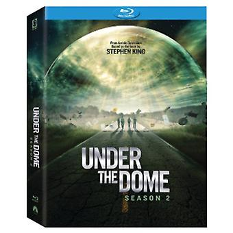 Under kuppelen: sesong to [BLU-RAY] USA import