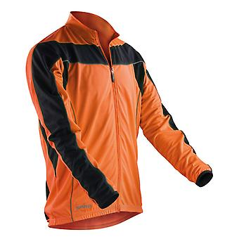 Spiro Mens Bikewear Long Sleeve Performance Top