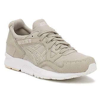 ASICS Womens Feather Grey Gel-Lyte V Trainers