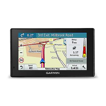 Garmin DriveSmart 50LMT-D Satellitennavigation mit Westeuropa Lifetime Maps und Traffic - 5 Zoll, schwarz