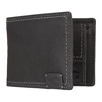 Camel active Ontario men's purse wallet purse black 6720
